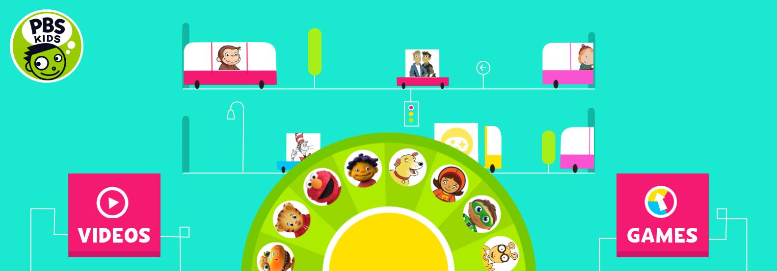 New PBS KIDS Online (2013present) PBS Kids Feature