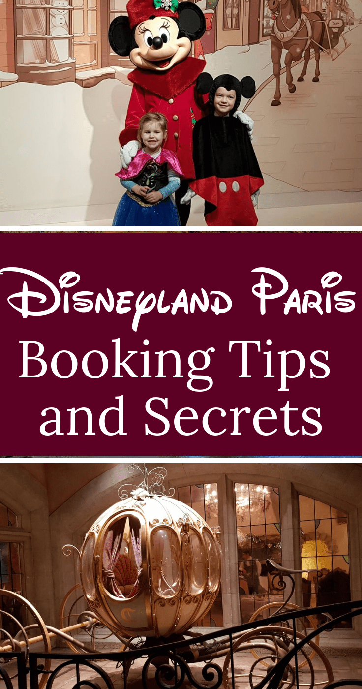 Disneyland Paris Booking Tips and Secrets: DLP Tips and Secrets Which website should you use to book Disneyland Paris? When should you book? What apps do you need? Find out in our Disneyland Paris Booking Tips.