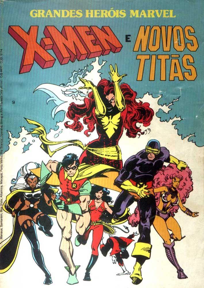Este seria o terceiro encontro promovido pela Malvel e DC. Antes tivemos Super-Homem vs Homem-Aranha e Batman vs Hulk. Outros encontros aconteceriam...