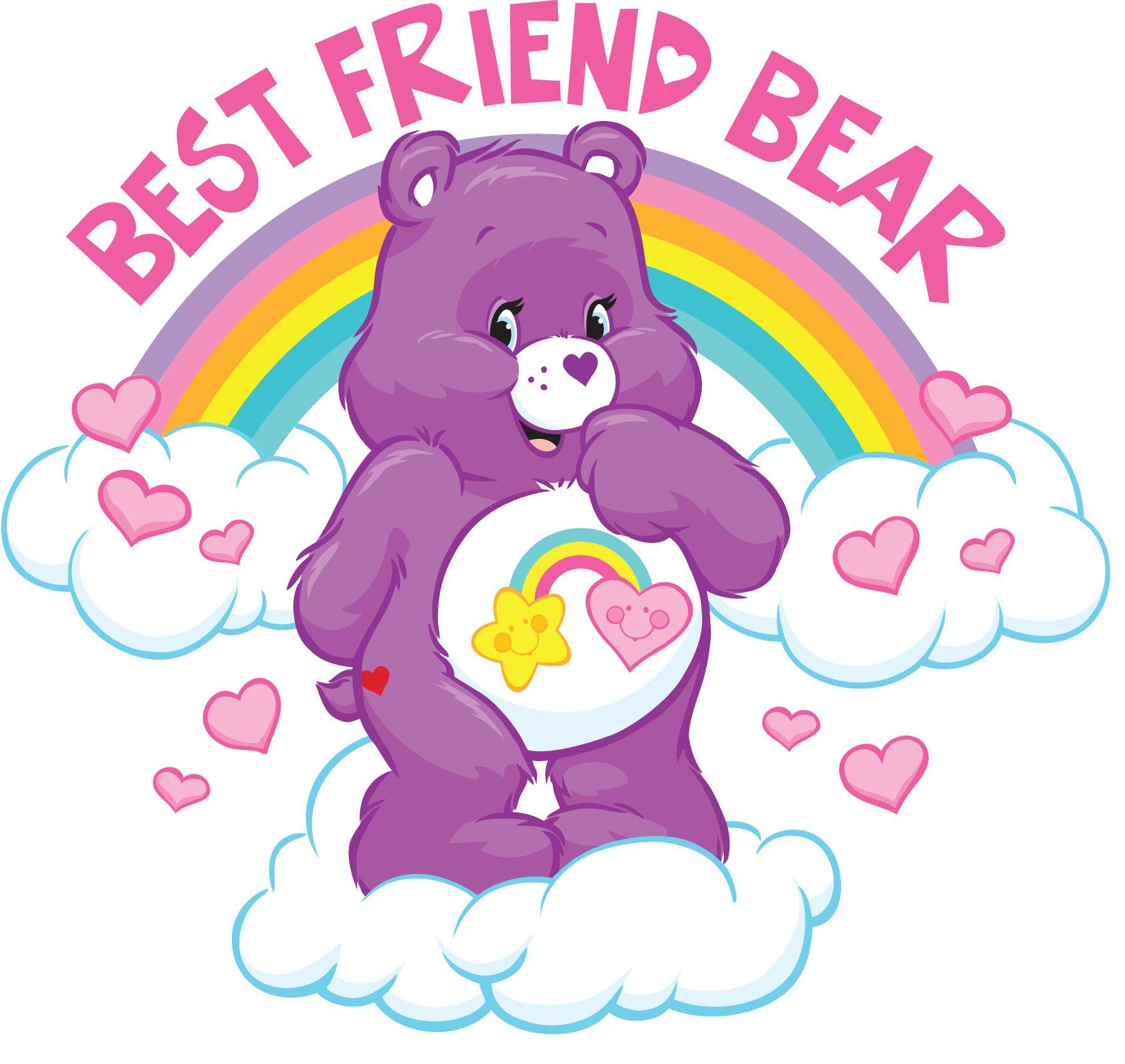 Care Bears Wallpaper: Meet The Care Bears