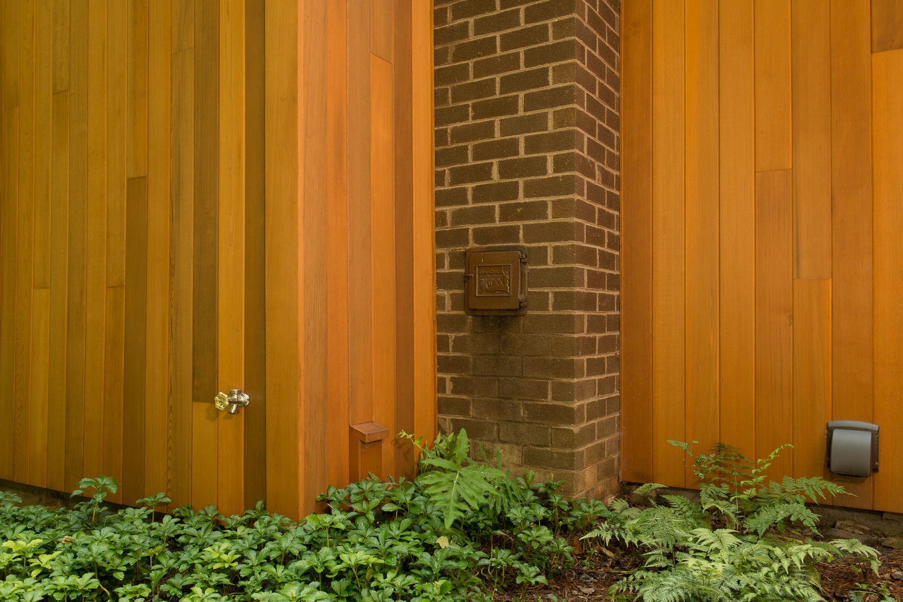 Pin On Blended Cedar Siding
