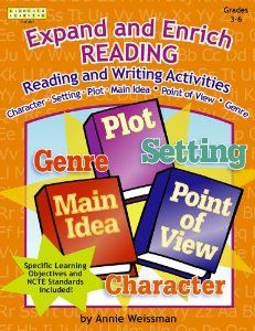 Expand and Enrich Reading: Grades 3-6  Annie Weissman