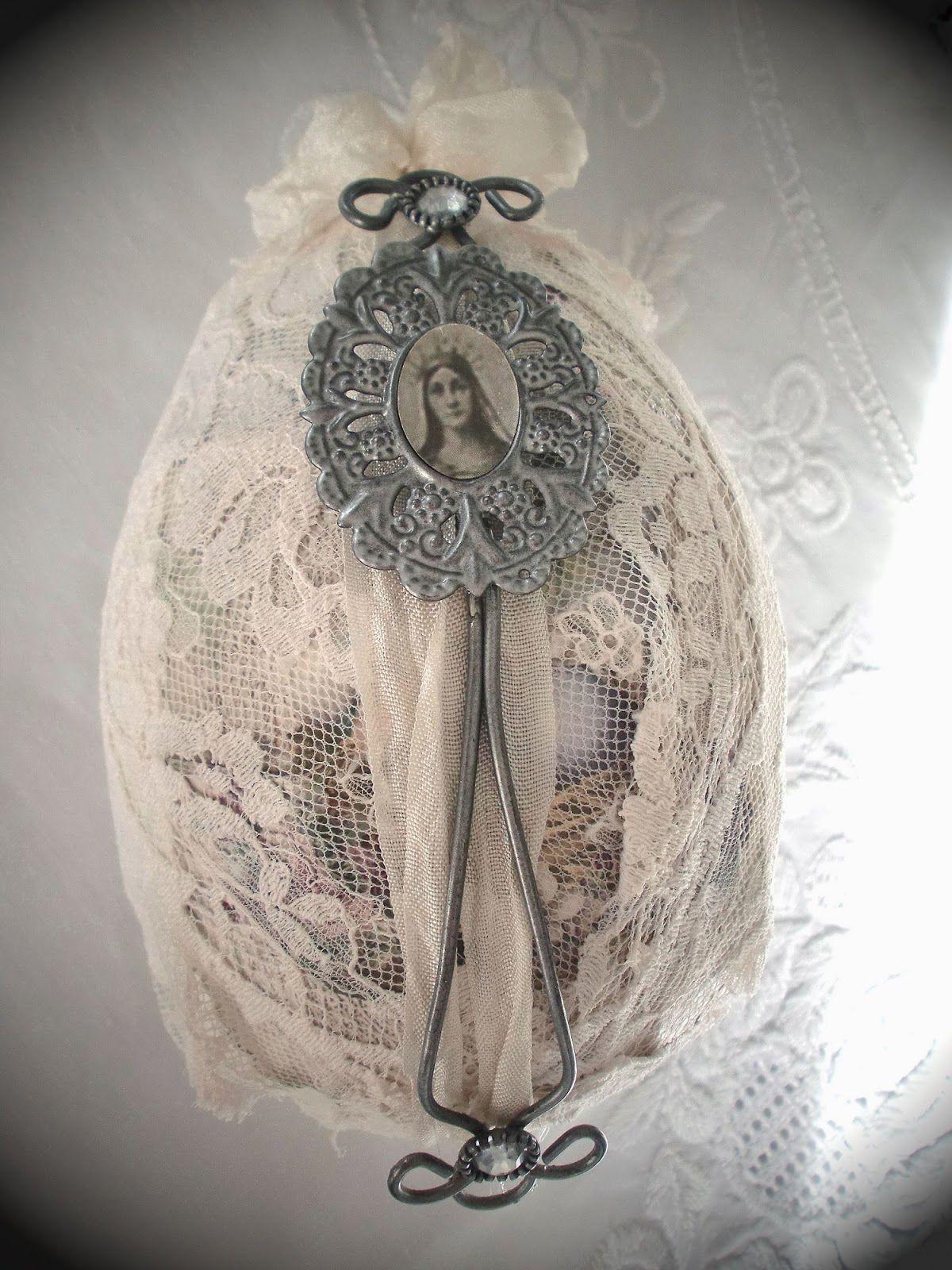 Agnes Shabby Chic: New Easter Eggs