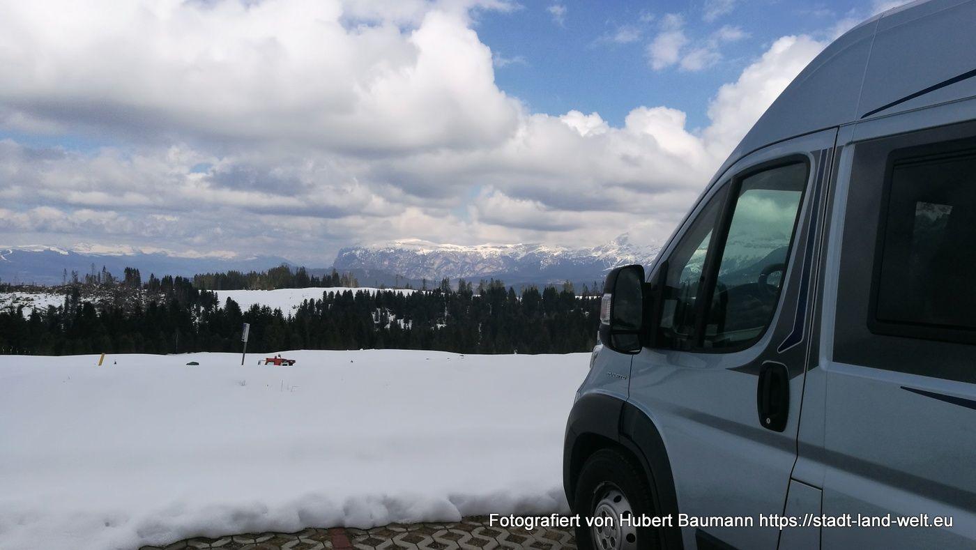 Von Neumarkt Uber Montana Und Cavalese Zum Lavaze Joch Teil 4 Unserer Sudtirol Rundreise Rundreise Reisen Montana