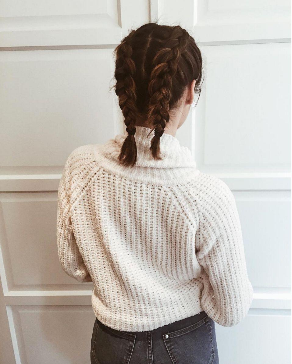 How To Grow Long Healthy Hair Hair Short Hair Styles Hair