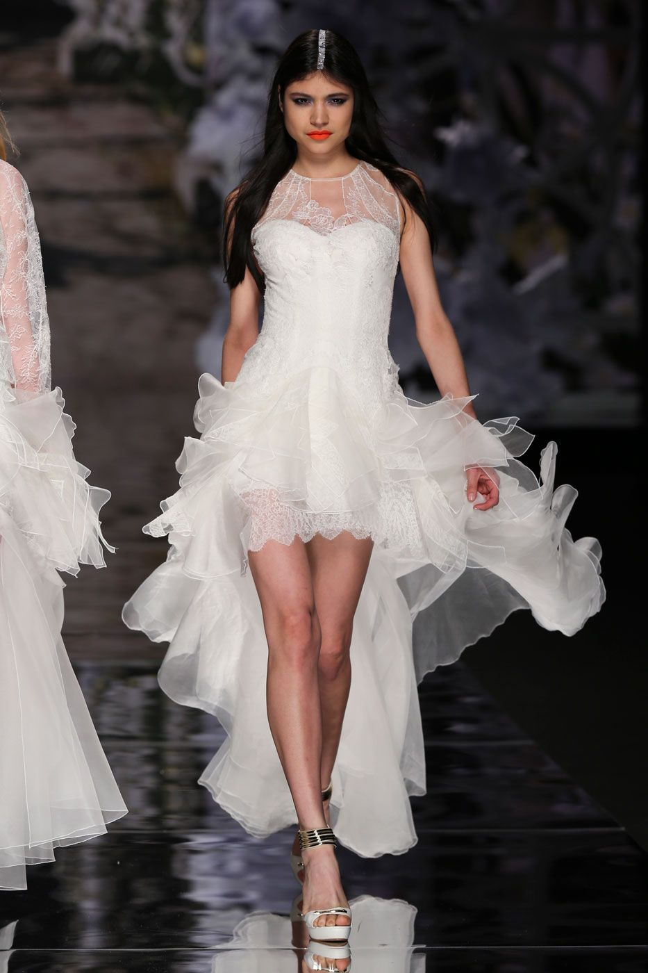 Robe de mariée: sirène ou courte? | Femina