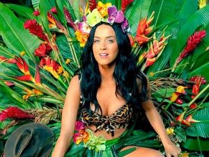 """Katy Perry's """"Roar"""" Video Brings New Meaning to """"Girl Gone Wild"""" via @iVillage WORK OUT MUSIC"""