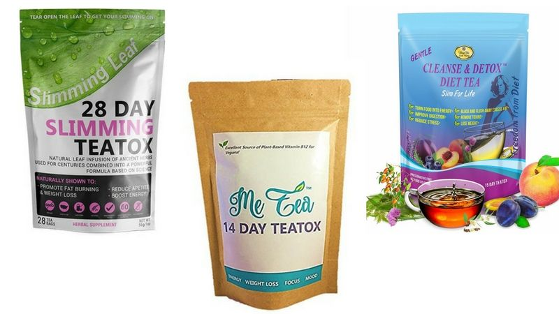 best detox tea for weight loss 2020