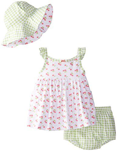 Gerber Baby-Girls Infant 3 Piece Cherries Dress Set, Lime Green, New Born Gerber http://www.amazon.com/dp/B00Q2OWBBO/ref=cm_sw_r_pi_dp_FPJqvb0HYQ7D5