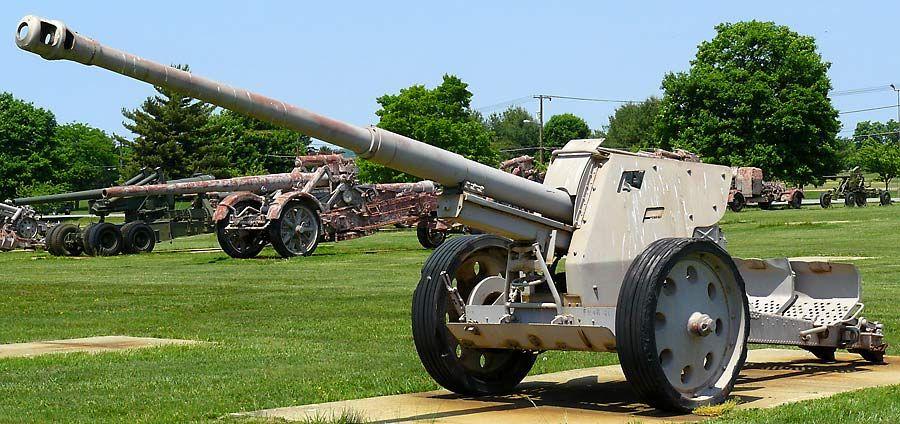 German 50 Mm Anti Tank Gun: Axis Small Arms & Weapons, 1939-'45