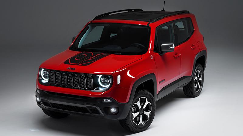 Jeep Renegade Plug In Hybrid 2019 Imagenes Exteriores En 2020