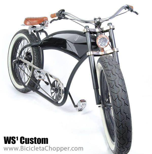 bicicleta chopper   bike-project   Pinterest   Bicycling ...
