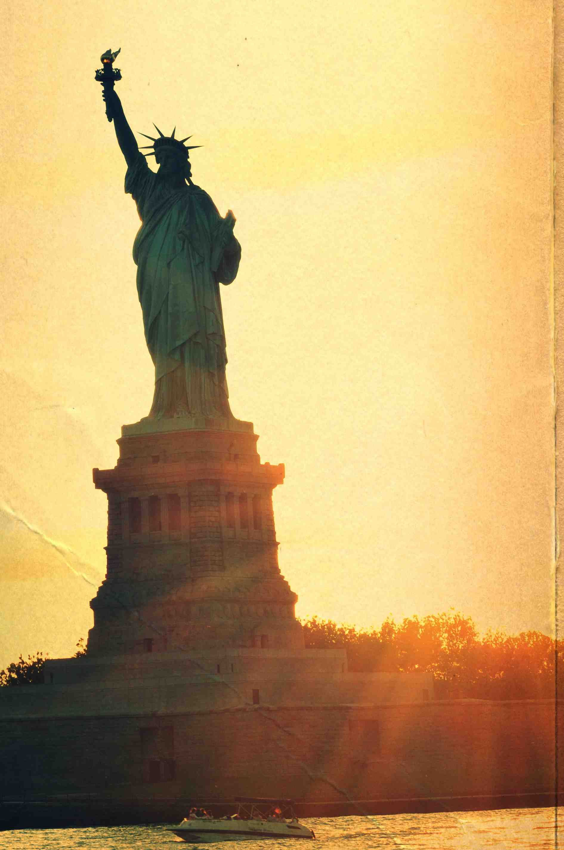 Lady Liberty by Stephanie Fenton