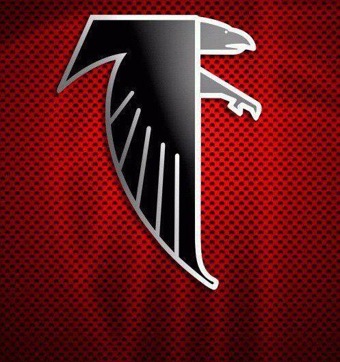 Atlanta Hawks Iphone 6 Wallpaper Atlanta Falcons Falcons Pinterest Falcons Nfl