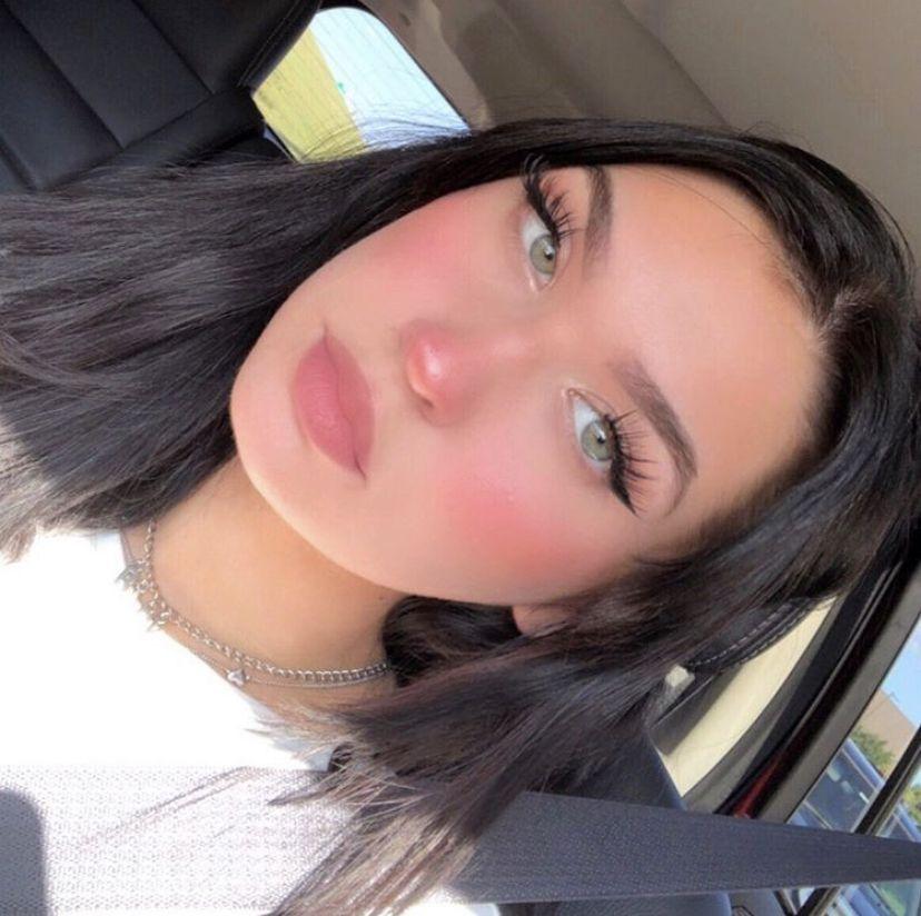 Tiktok Makeup Tiktok Makeup Girl Dark Soft Makeup Looks Alternative Makeup Cute Makeup Looks