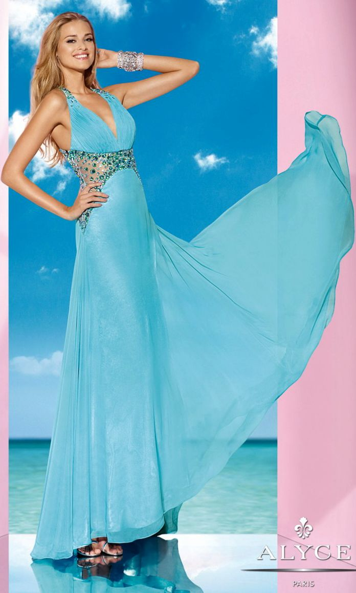 Prom DressesEvening Dresses by ALYCE PARIS35601Shake It, Spin It ...
