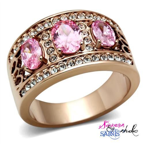 Sin City Stunner© Empress Ring SZ 5 6 7 8 9 10