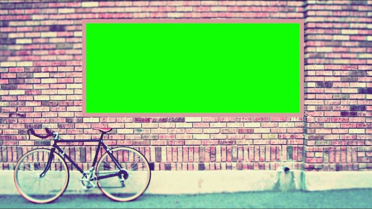 Free Green Frame Motion Background Green Screen Video Background Full Green Screen Video Backgrounds Green Frame Motion Backgrounds