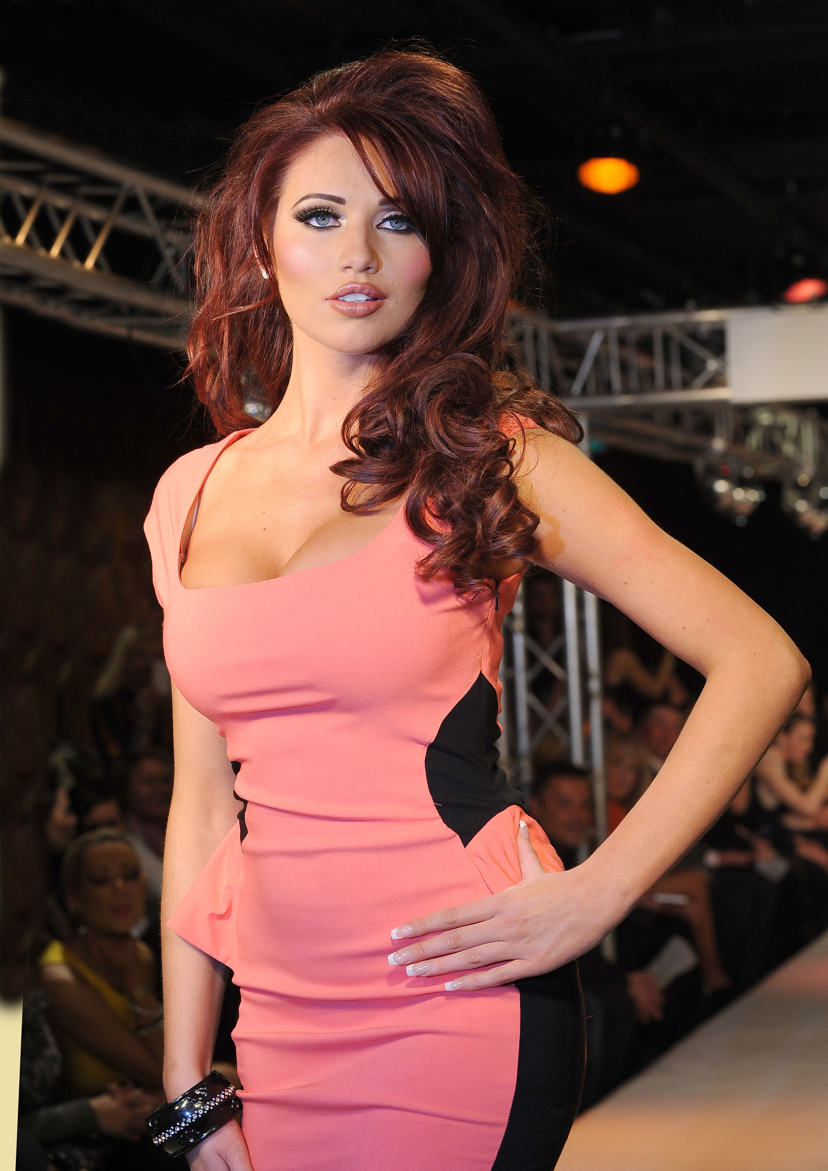 Amy Childs: Red Hair