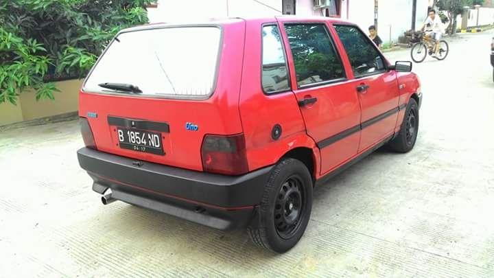 Fiat Uno 2 Tahun 91 Dijual Murah Depok Fiat Mobil Mobil Klasik