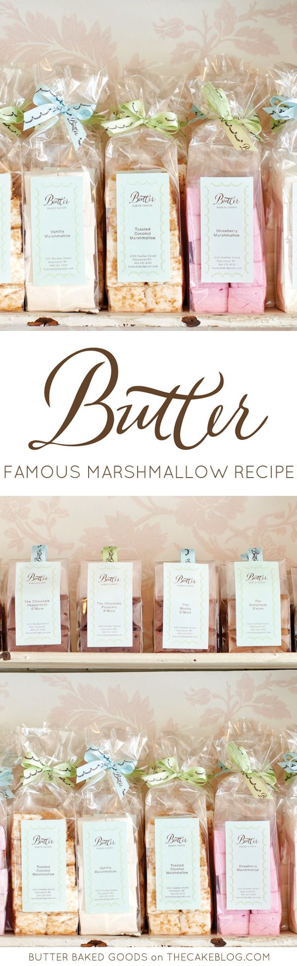 Famed Marshmallow Test Yields Fresh >> Recipe Butter S Famous Marshmallows Crafty 2 The Core Diy Galore