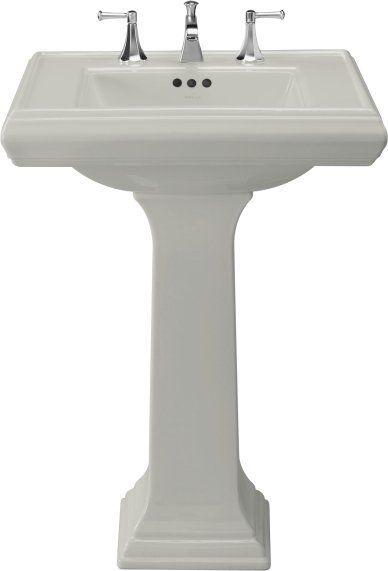 Kohler K 2258 8 In 2020 Sink Faucet Pedestal Sink