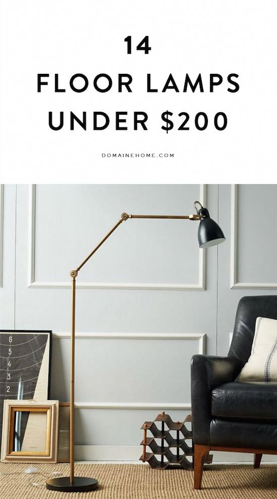 The Best Floor Lamps Under 200 Floorlamps