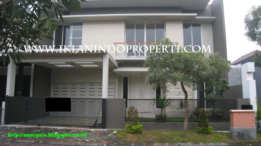 Rumah Dijual New Ready Minimalis Kertajaya Indah Regency Surabaya Www Iklanindoproperti Com