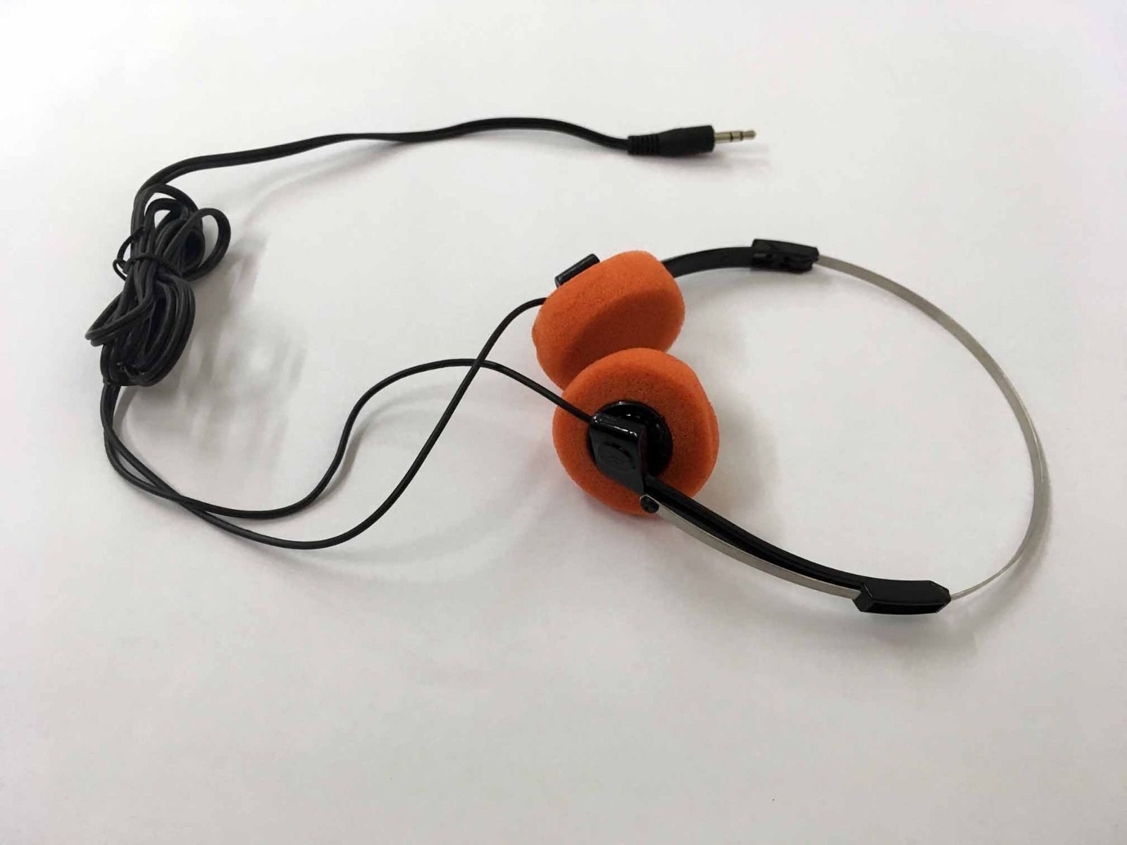 Orange Headphones - Guardians of the Galaxy Star-Lord Cosplay ...