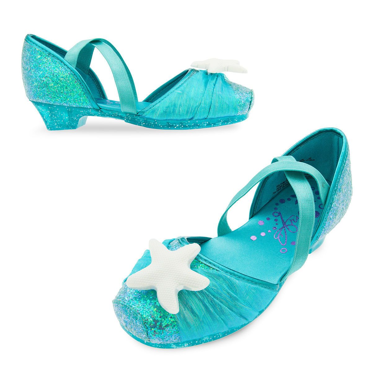 Ariel Costume Shoes for Kids | Mermaid