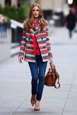 How to Chic: OLIVIA PALERMO STREET STYLE