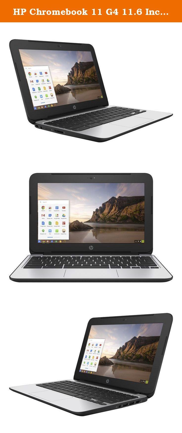 Hp Chromebook 11 G4 11 6 Inch Laptop Intel N2840 Dual Core 2gb Ram 16gb Flash Ssd Chrome Os Black Inspire L Hp Chromebook Chromebook 11 Intel Processors