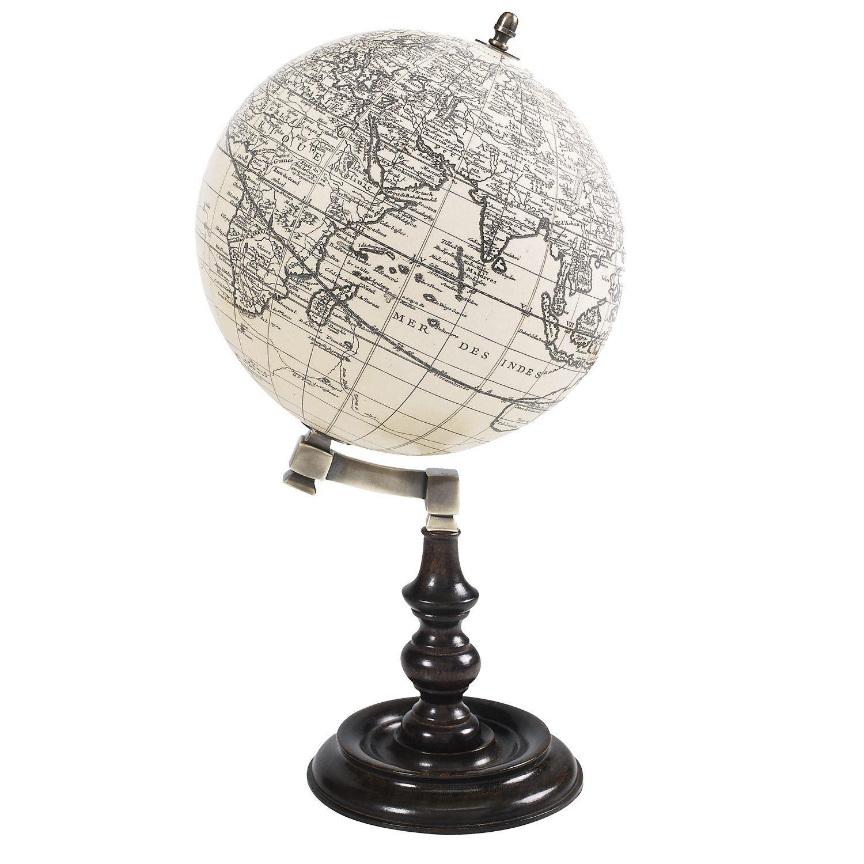 Trianon Globe maapallo ryhmässä Sisustustavarat / Koristeet / Puuhahmot & Veistokset @ ROOM21.fi (131916)