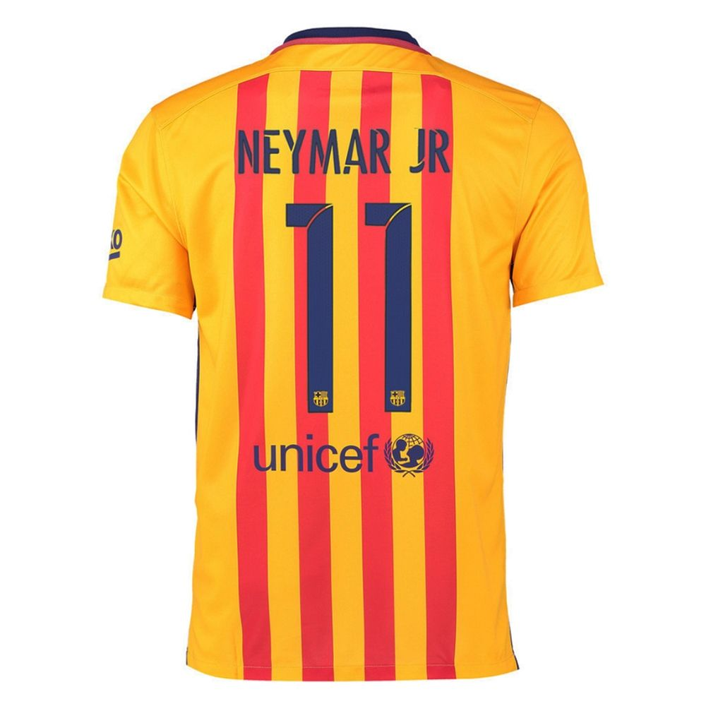 The youth Nike Barcelona away jersey is perfect for young fans. Even better  is getting 33ce1645d249f