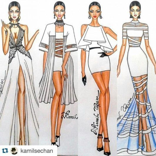 Photo of Modeskizzen #FashionDesigner #Fashion #Designer #Sketchbook – # – #designer
