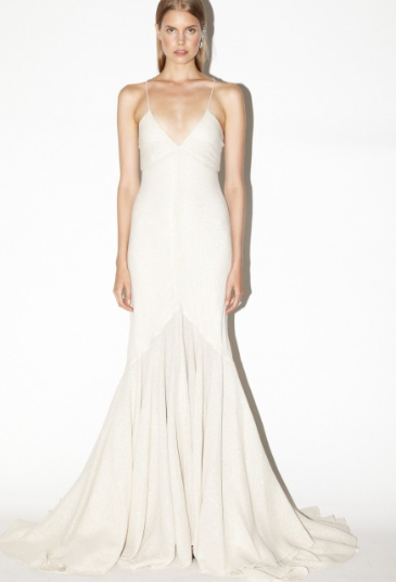 Houghton Bacall Gown Www Lohobride Com Amsale Bridal Gowns