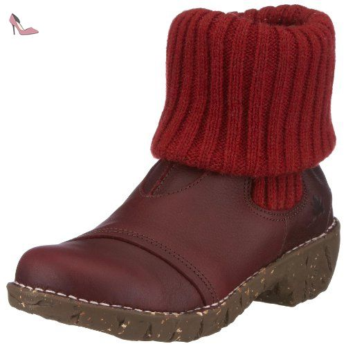 Nf97 Pleasant Wood/Yggdrasil, Bottes Chelsea Femme, Marron (Brown N12), 36 EU (3 UK)El Naturalista
