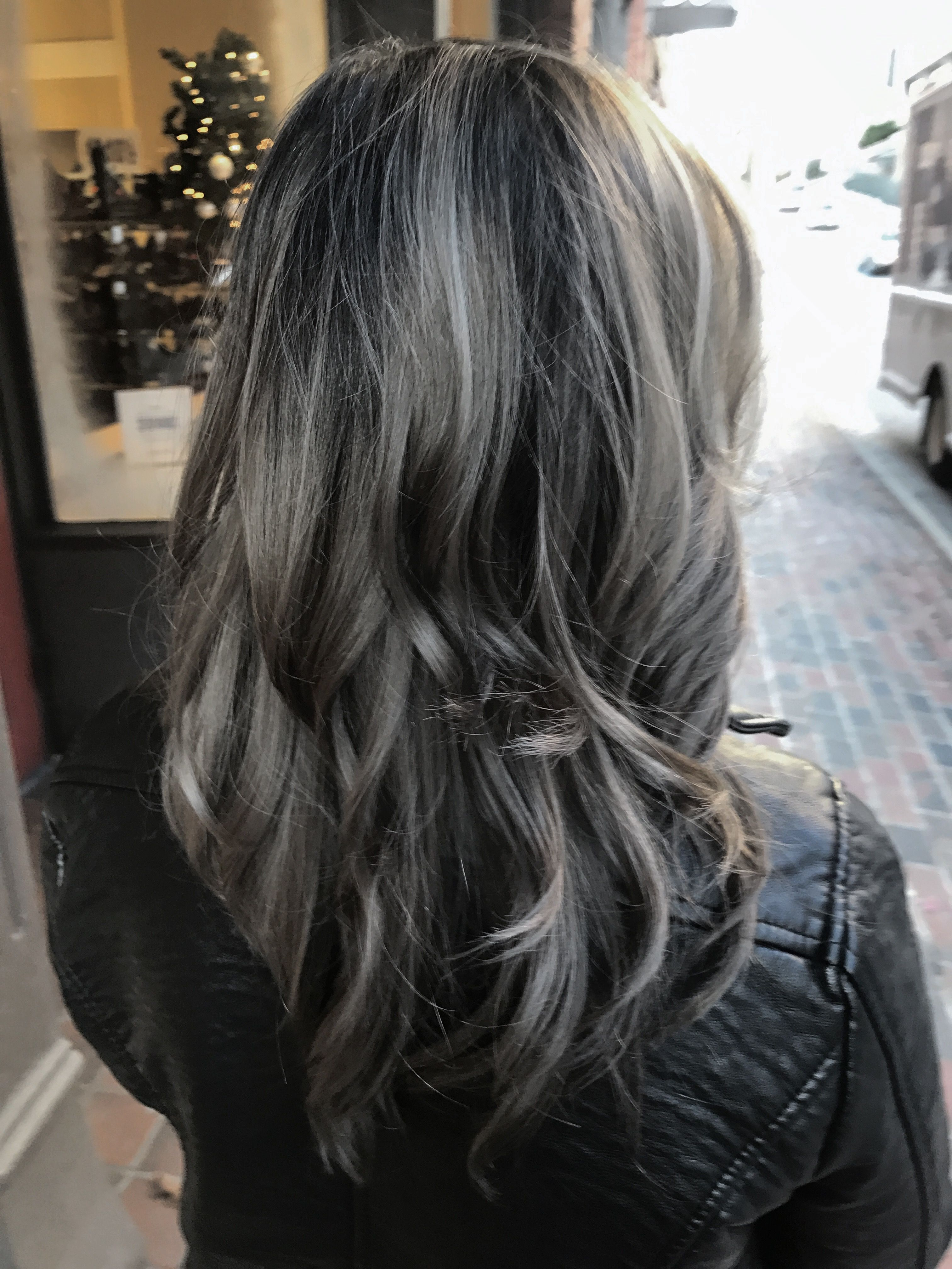Ashy Grey \ Gray Silver Hair ❣️ Schwarzkopf Slate Grey and Dove ...