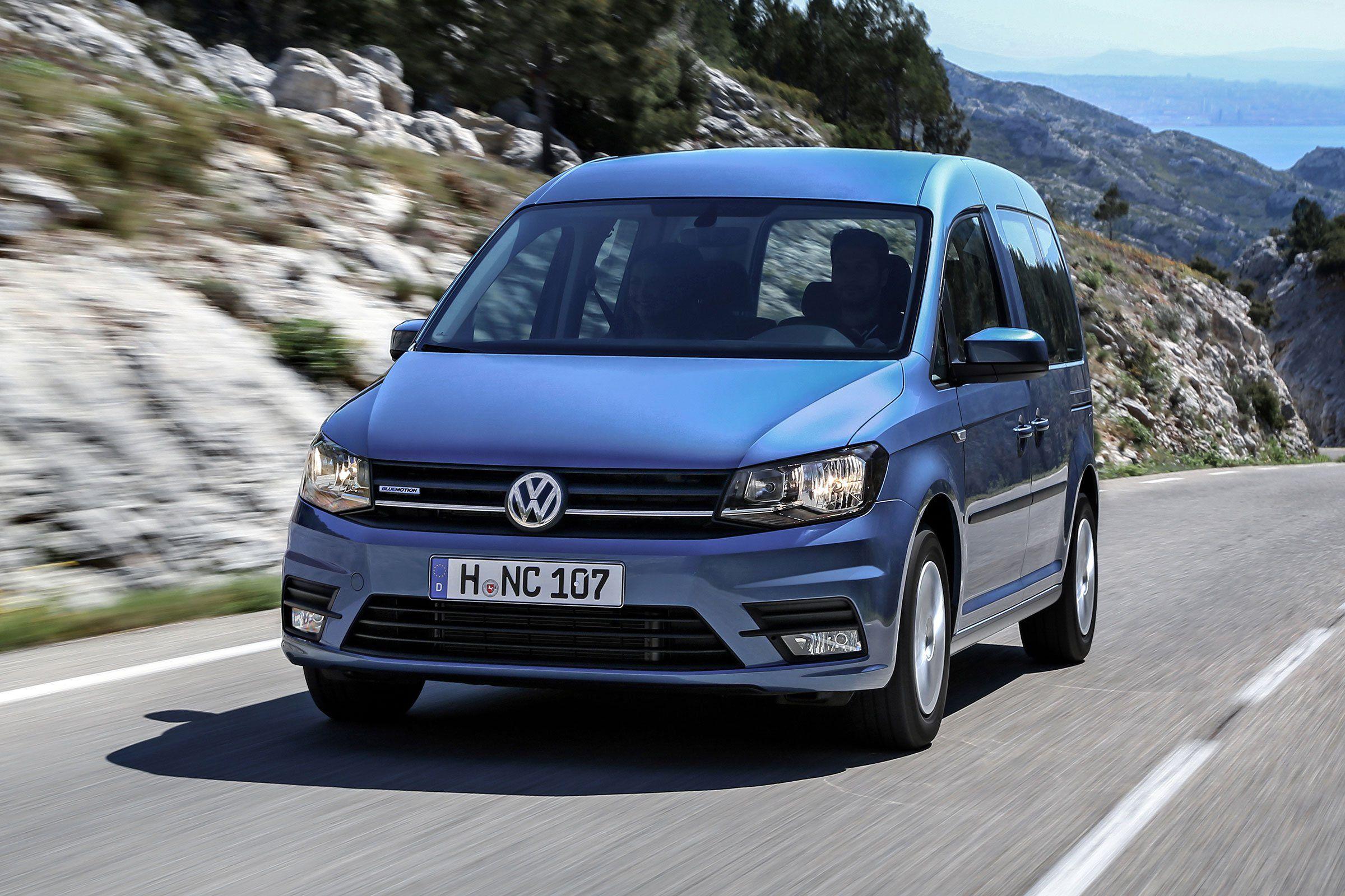 2021 Vw Caddy Reviews in 2020 | Volkswagen caddy ...