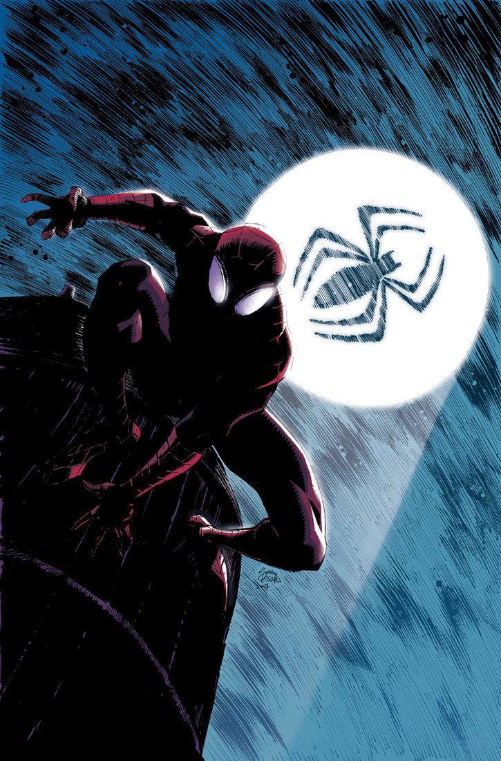 Superior Spider-Man 3 cover! by RyanStegman on DeviantArt