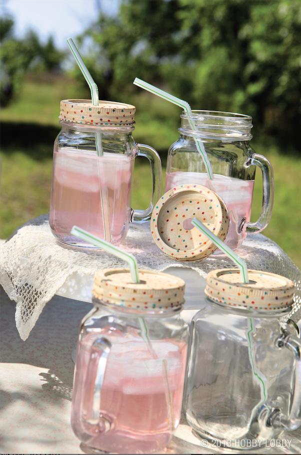 Hobbylobby Projects A Jarring Experience Mason Jars Mason Jar Projects Mason Jar Crafts