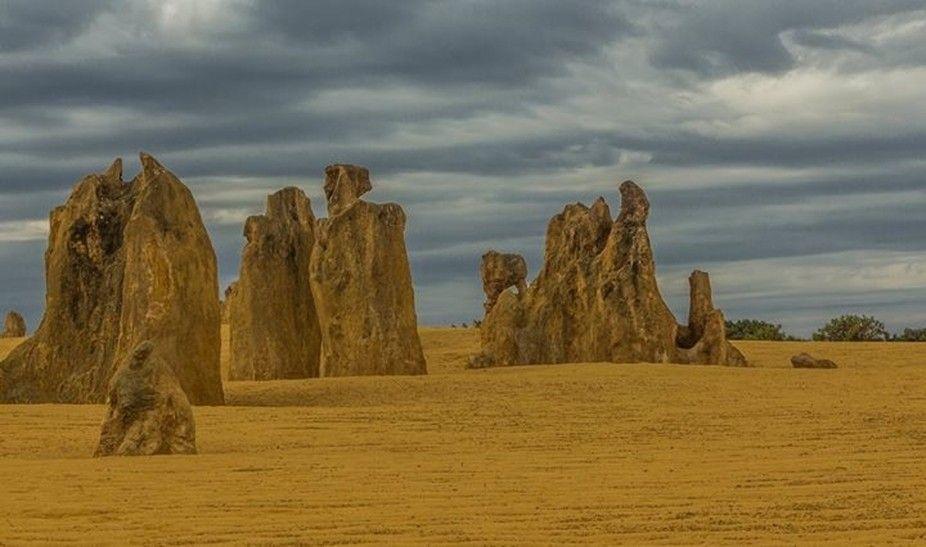 Pinnacles Western Australia by Corinne Richmond