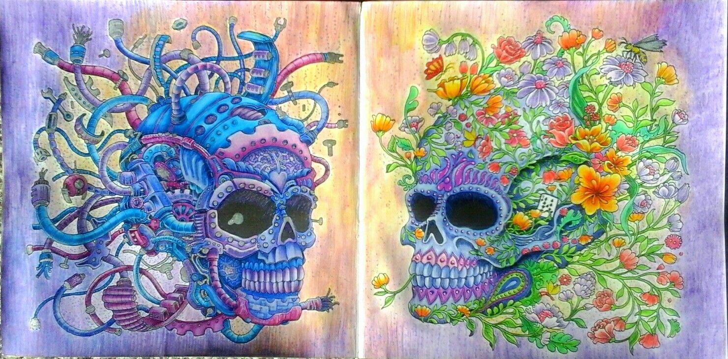45+ Sugar skull coloring pages crayola ideas