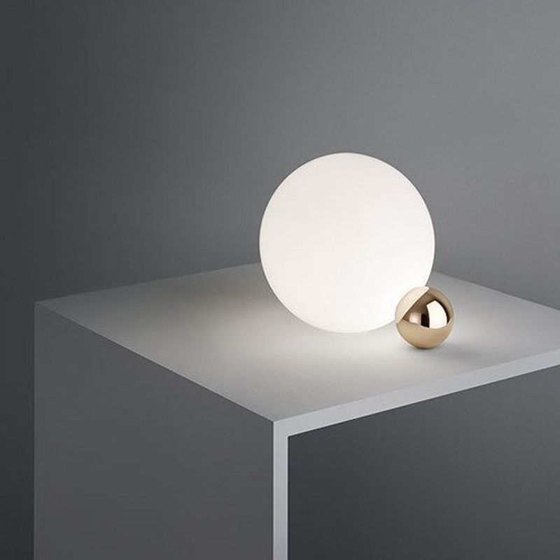 Original Copycat Sphere Table Lamp available in 24K Gold at official FLOS webstore. Enjoy free shipping on orders & items ship within 48 hours. Shop Now.