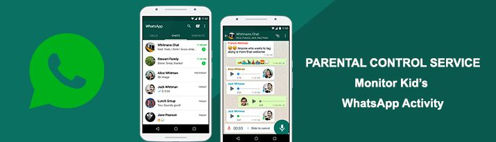 Review all Activities being done on WhatsApp on your kid's