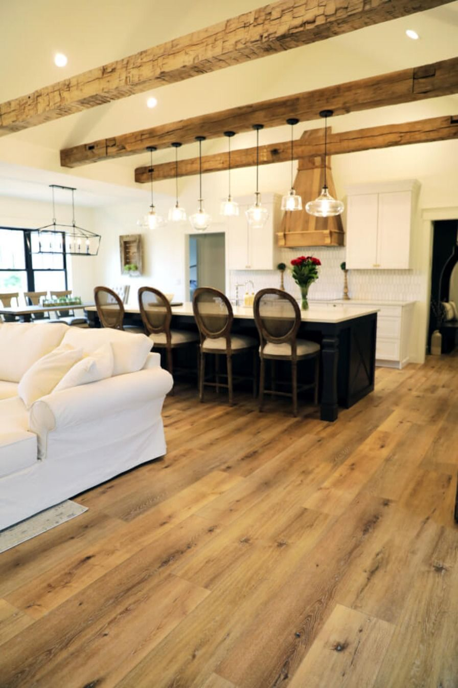 Luxury Vinyl Plank by Southwind is one of our most popular
