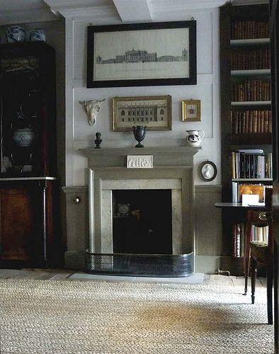 The Classicists Georgian Interiors Georgian Fireplaces