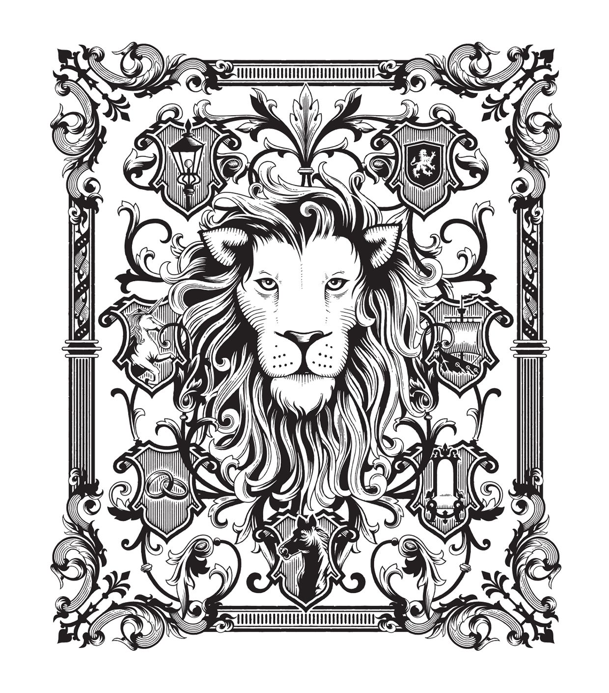 https://www.behance.net/gallery/20897449/THE-CHRONICLES-OF-NARNIA ...