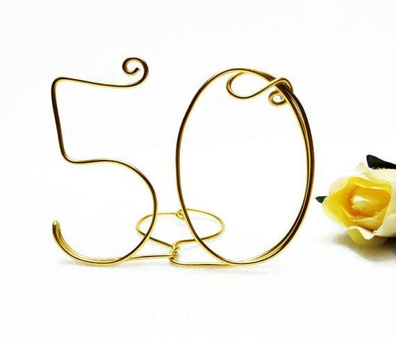 50  anniversario / compleanno filo Cake di yellowroseaccents, $18.00
