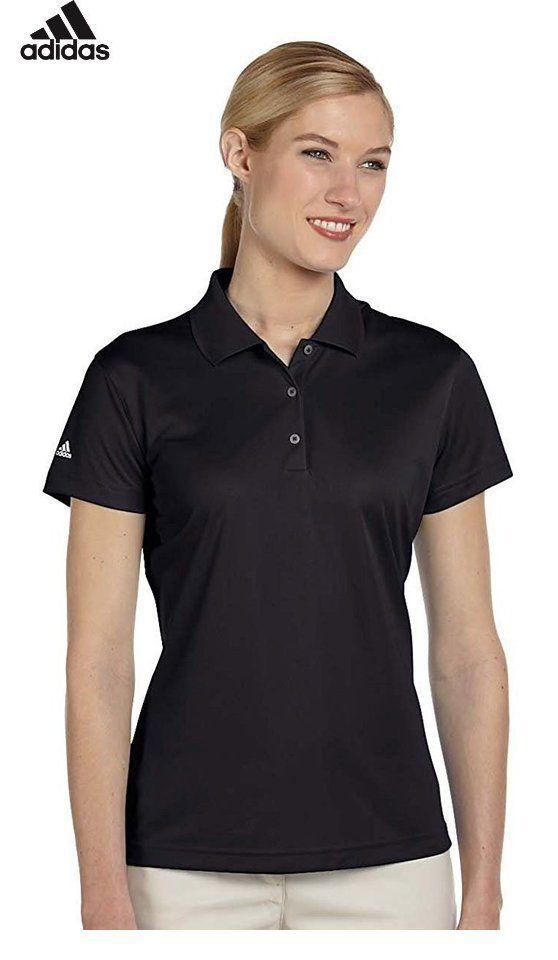 $24.16 - adidas Golf Ladies' ClimaLite  Basic Short-Sleeve ...